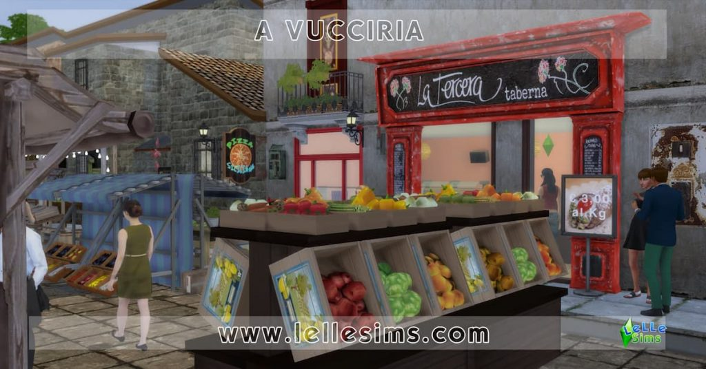 A vucciria mercato siciliano download the sims 4