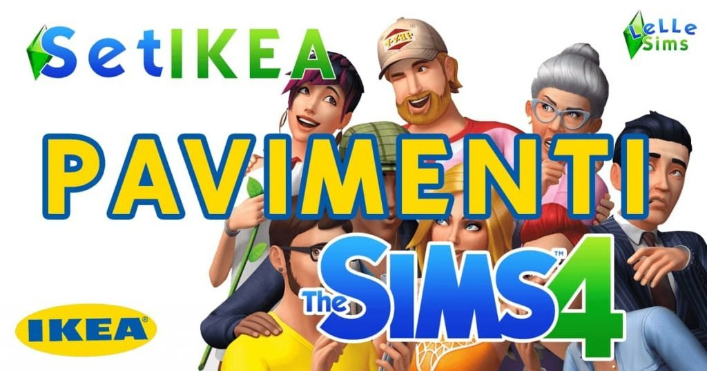 Download pavimenti the sims 4 set ikea