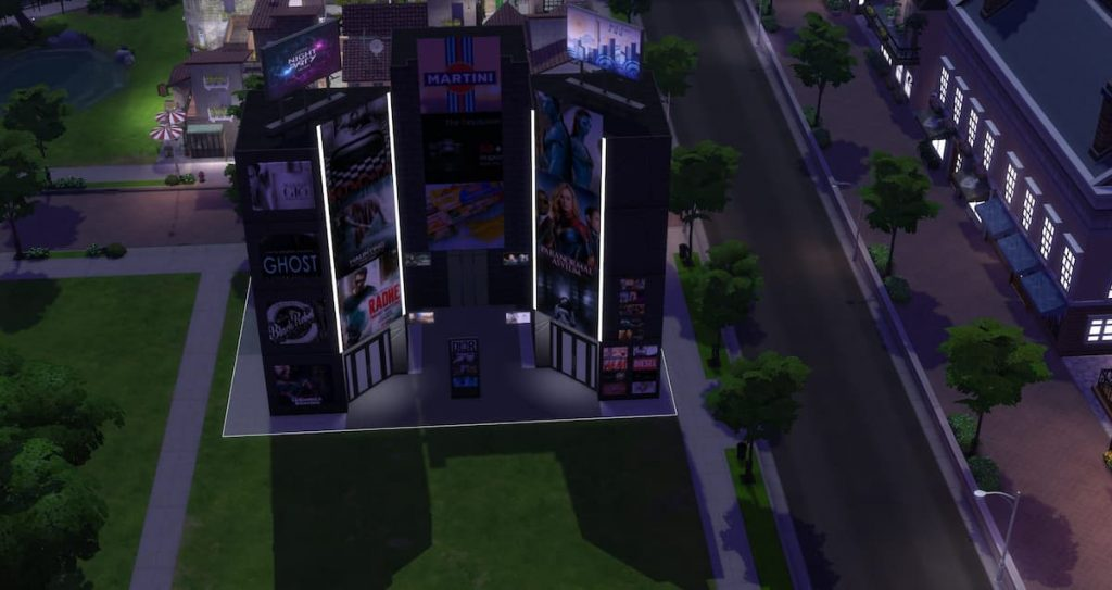Segnaletica da strada The Sims 4