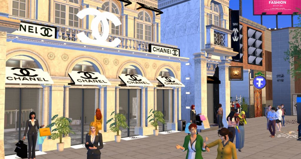 Shop Center The sims 4